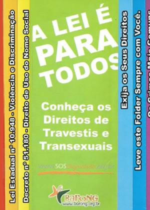 Conheça os direitos de travestis e transexuais