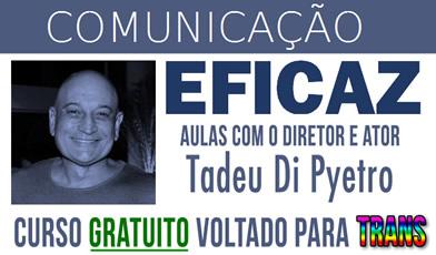 Curso de Comunicação Eficaz gratuito para Trans